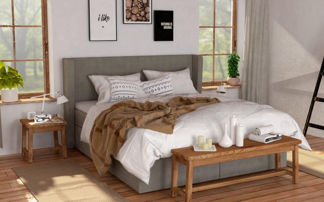 Tani materac do łóżka Hilding Vintage – jak dobrze urządzić swoją sypialnię?